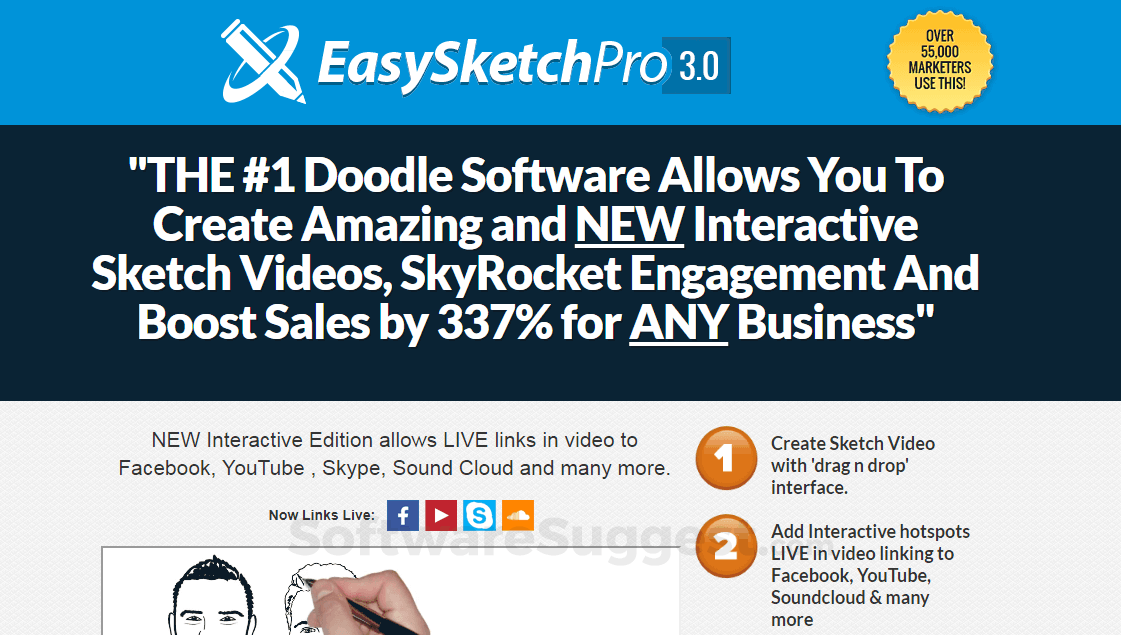 Easy Sketch Pro Pricing, Features & Reviews 2019 - Free Demo