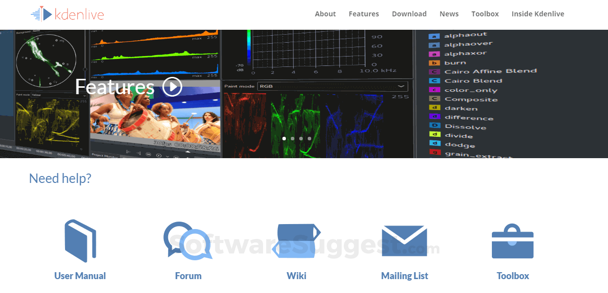Kdenlive Pricing, Features & Reviews 2019 - Free Demo