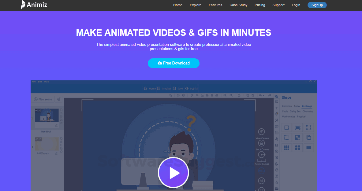 Animiz Pricing, Features & Reviews 2019 - Free Demo