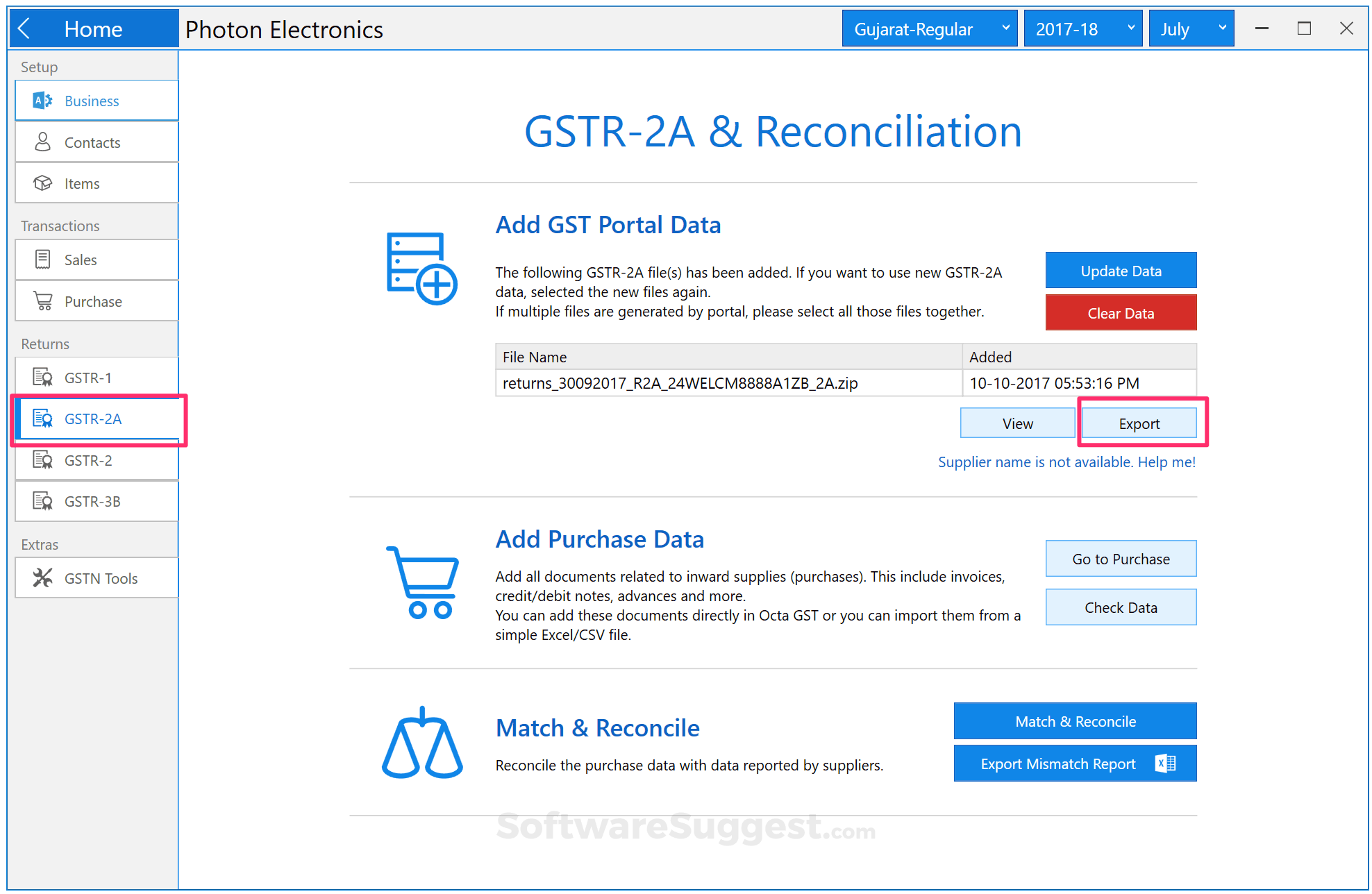 Octa GST Pricing, Features & Reviews 2019 - Free Demo
