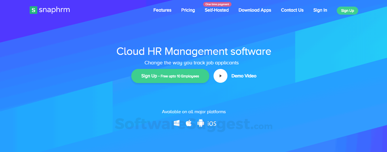 People HR vs SnapHRM Comparison in 2019