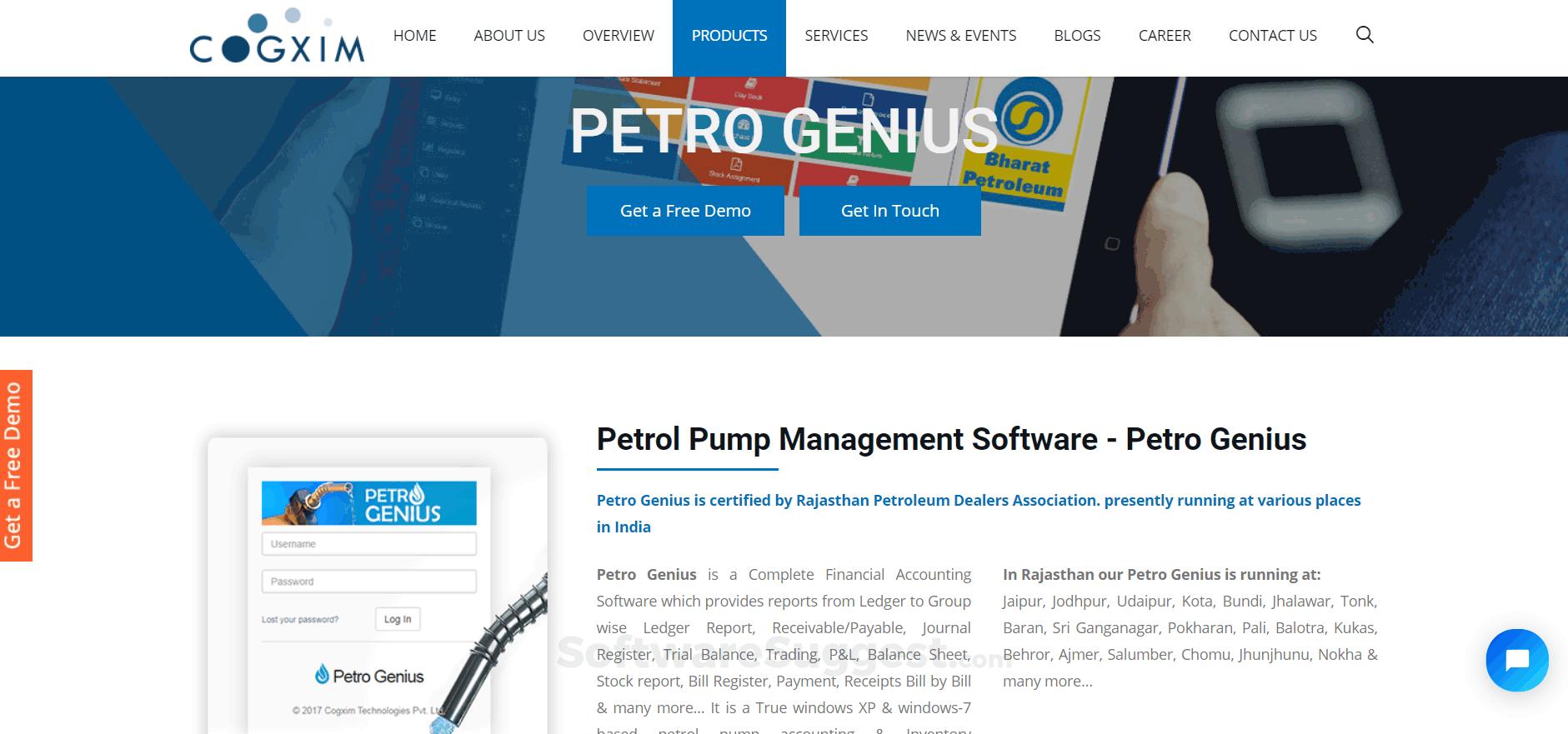 Petro Genius Pricing, Features & Reviews 2019 - Free Demo
