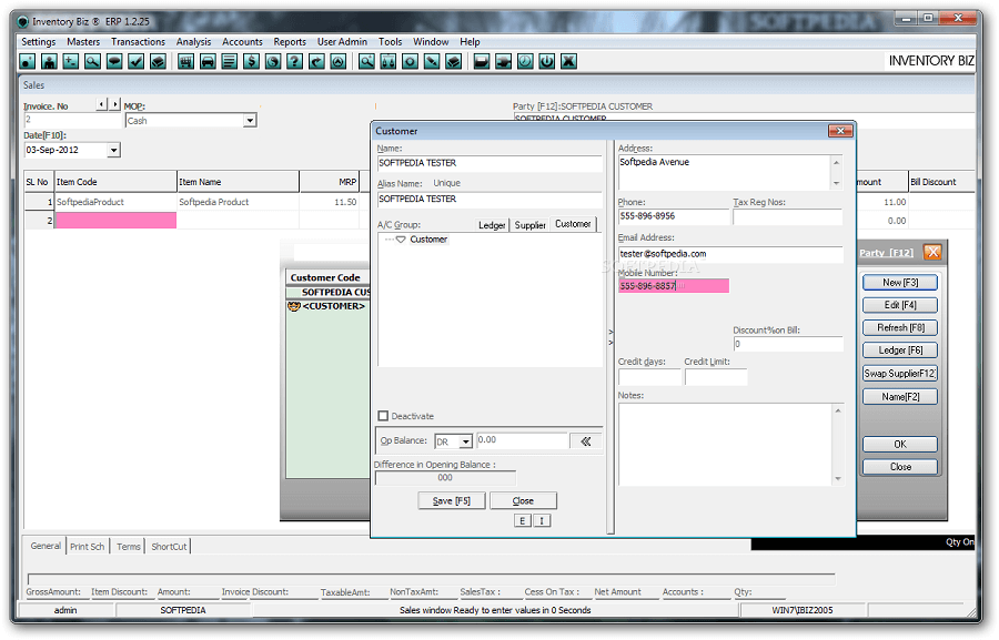 billing and accounts software 2 0 1 5