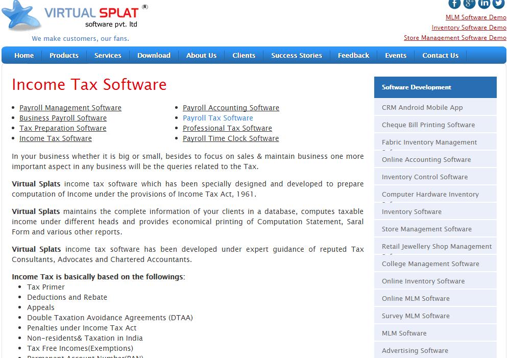 Computax Software Demo Free Download