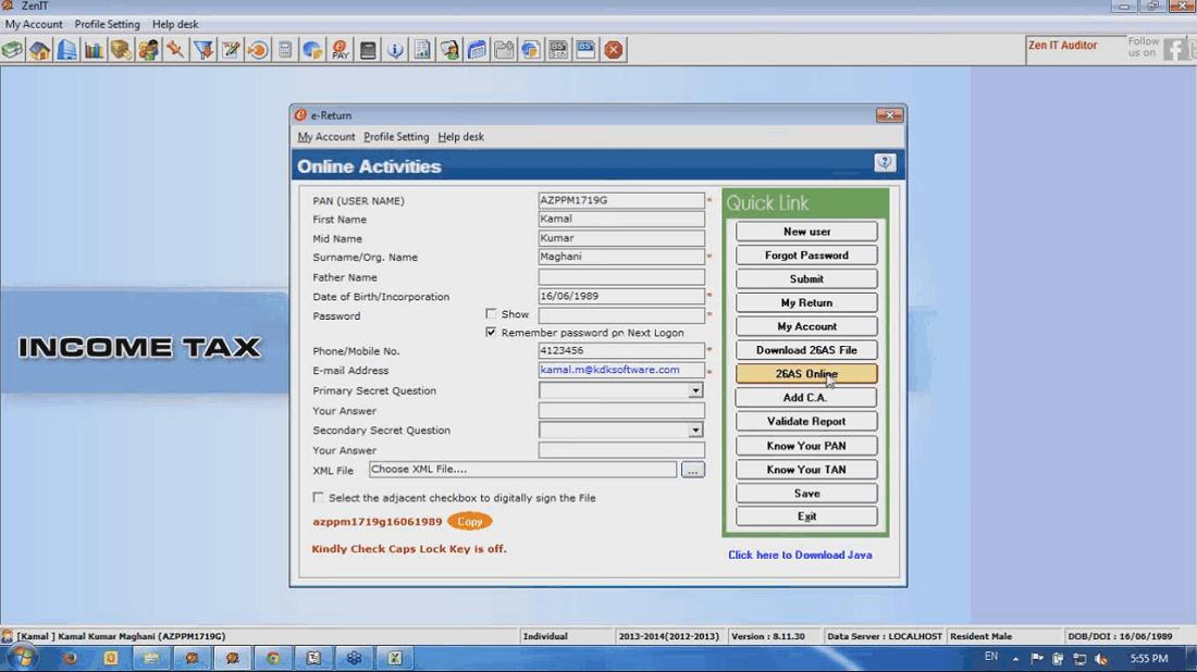 Computax Software Free Download Crack