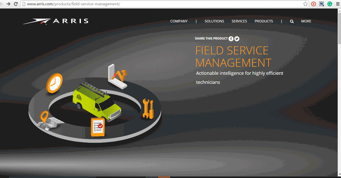 ARRIS - Reviews, Pricing, Free Demo and Alternatives