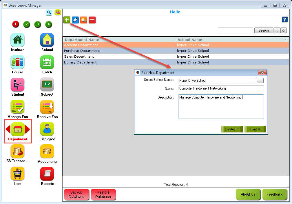 school management software free download full version
