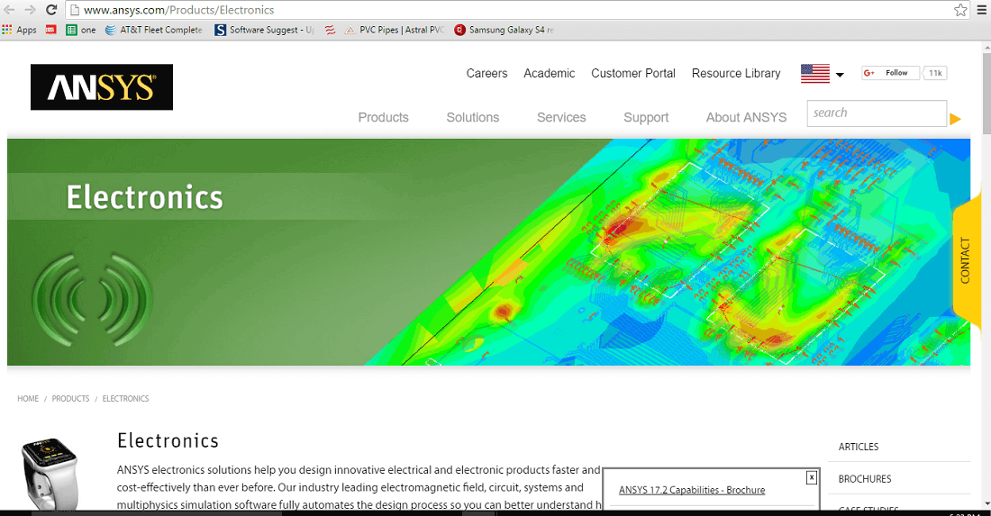 ANSYS - Reviews, Pricing, Free Demo and Alternatives
