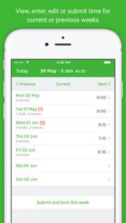 WorkflowMax Screenshots