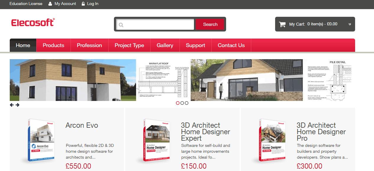 3D Architect Home Designer Screenshots