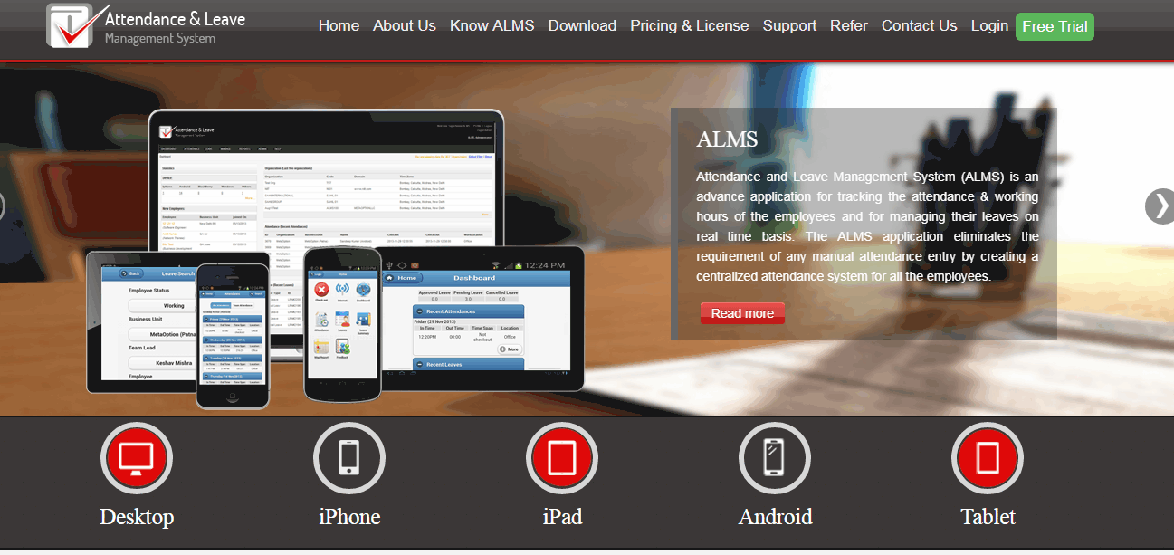 ALMS - Reviews, Pricing, Free Demo and Alternatives