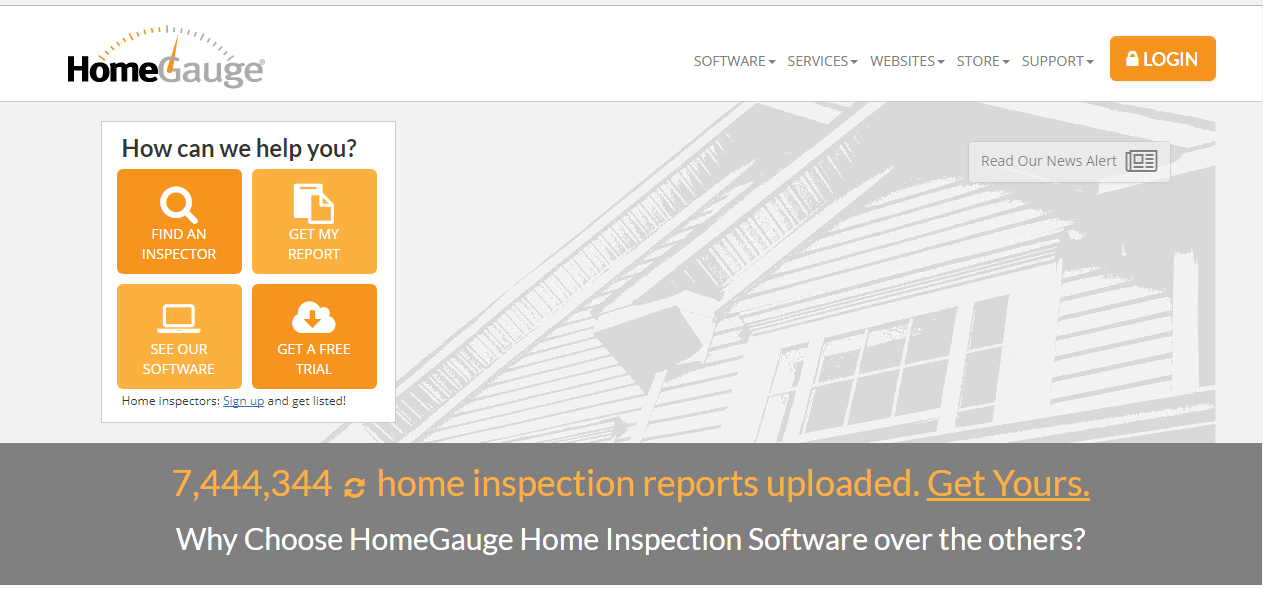 Homegauge reviews, pricing, free demo and alternatives.