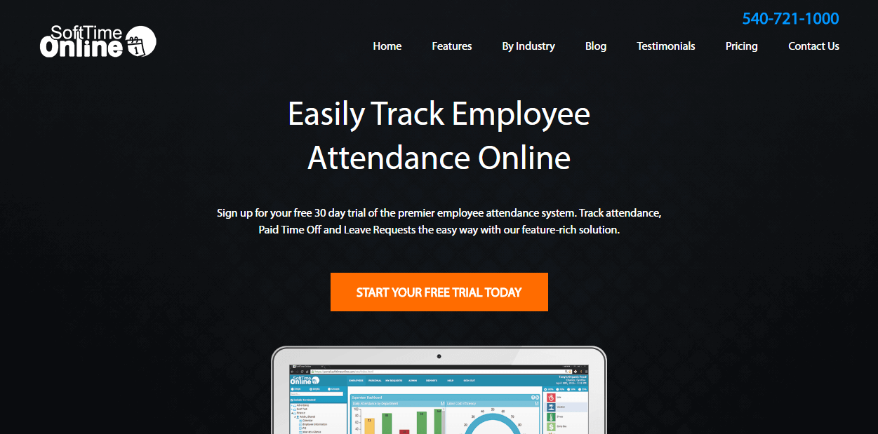 softtime online reviews pricing free demo and alternatives
