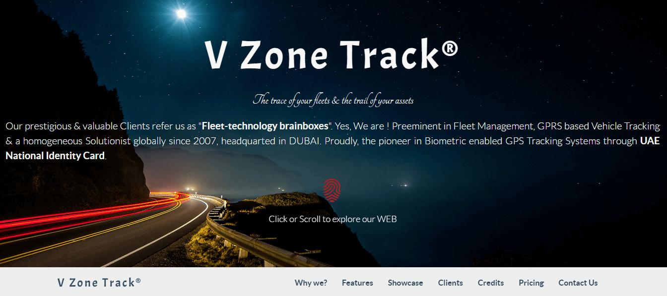 V Zone Track Reviews Pricing Free Demo And Alternatives